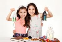 فوائد زينة رمضان للأطفال