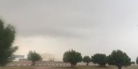 الأرصاد أمطار وتدني الرؤية على تبوك حتى الـ8 مساء