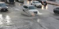 حالة الطقس اليوم أمطار ورياح نشطة على 4 مناطق