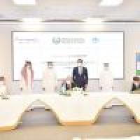 وزير الطاقة يشهد توقيع أكوا باور اتفاقية لتنفيذ محطة لطاقة الرياح في أوزباكستان