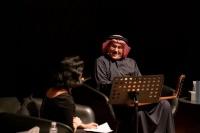 الفنان خالد الشيخ ينعي والدة عبد المجيد عبدالله منحتني أخا كريما لم تلده أمي