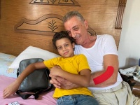 لحظات عائلية مميزة للنجوم في عيد الأضحى 2020 أمير كرارة يحتفل بعيد ميلاد ابنته ومحمود حميدة مع والدته وحفيده
