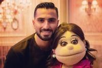 فيديو أبلة فاهيتا تسخر من إطلالات النجوم بمهرجان الجونة وتتغزل في محمد الشرنوبي بحضور زوجته