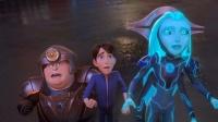 نتفليكس تطلق الإعلان الرسمي لفيلم الأنيميشن trollhunters rise of the titans وتكشف موعد عرضه