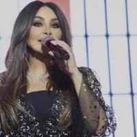 إليسا تعلق على نجاح حفلها بالرياض واستقبال الجمهور السعودي لها فيديو