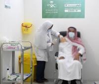 ارتفاع عدد الجرعات الم عطاة من لقاح كورونا في المملكة إلى 16 3 مليون جرعة