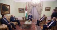 أبوالغيط لـ أبومازن الجامعة العربية ستظل داعمة لنضال الشعب الفلسطيني لاستعادة حقوقه المشروعة