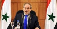 عقوبات أوروبية على وزير الخارجية السوري الجديد فيصل المقداد
