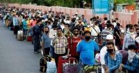 تقرير كورونا قل ص حركة الهجرة بنحو 30 في المئة