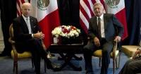 رئيسا المكسيك وأميركا يناقشان الهجرة و كورونا والتنمية