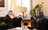 وزير التجارة السعودي نهج الحكومة المصرية في التنمية بث التفاؤل لدى المستثمرين