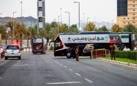 السعودية تخضع الحجاج للفحص الطبي بعد انتهاء مناسك الحج