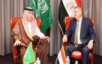 مباحثات لتعزيز التعاون الاقتصادي بين وزيري قطاع الأعمال المصري والتجارة السعودي