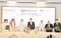 أكوا باور السعودية توقع اتفاقية لبناء مشروع طاقة رياح في أوزبكستان