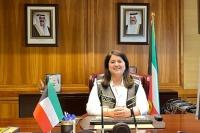 الفارس بدء أكبر عملية استلام في تاريخ الكويت لقسائم المطلاع و جنوب عبدالله المبارك السكنية اليوم