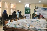مركز الملك سلمان للإغاثة يواصل تقديم المساعدات للأسر شمال لبنان