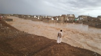 ميليشيا الحوثي الإرهابية تستهدف المدنيين الآمنين في مأرب بالصواريخ والقذائف