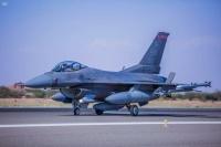 انطلاق مناورات التمرين المشترك التنين بين القوات الجوية الملكية السعودية والقوات الجوية الأمريكية
