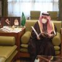 أمير الرياض يطلع على تقرير فرع الهلال الأحمر بالمنطقة عن مواجهة كورونا