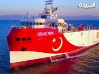 اليونان تدعو تركيا لترسيم حدود المناطق البحرية