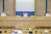 وزير الرياضة يجتمع برؤساء أندية دوري كأس الأمير محمد بن سلمان للمحترفين