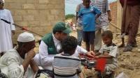 مركز الملك سلمان للإغاثة يواصل إغاثة المتضررين من السيول والفيضانات بالسودان