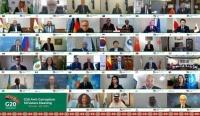 وزراء مكافحة الفساد بمجموعة العشرين يؤيدون مبادرة الرياض لإنشاء شبكة عمليات عالمية