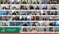 البيان الختامي لوزراء مكافحة الفساد في دول مجموعة العشرين