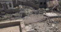 فيديو.. قصف صاروخي للحوثيين يدمر 5 منازل وسقوط جرحى في الحديدة