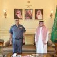 سفير خادم الحرمين الشريفين لدى لبنان يستقبل المدير العام لقوى الأمن الداخلي
