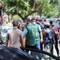 مركز الملك سلمان للإغاثة يقدم مواد غذائية عاجلة لأهالي بيروت المتضررين