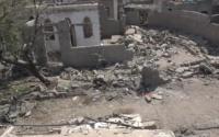 اليمن: صاروخ حوثي يدمر 5 منازل في حي سكني بالحديدة