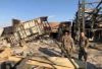 الجيش العراقي ينفي وقوع انفجار على الحدود مع الكويت